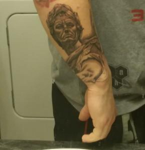 tattoo itching