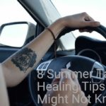 8 Summer Tattoo Healing Tips You Might Not Know