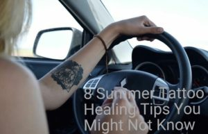 Tattoo Healing Tips