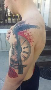 Tattoo Healing