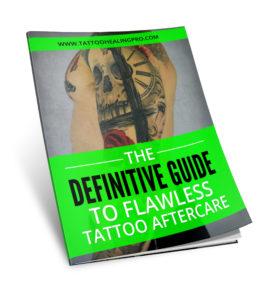 tattoo care cover copy